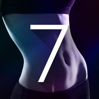 7 Minute Belly Fat Burner Workout: At Home Midsection Shaping and Toning