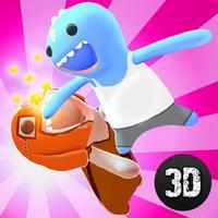 Jelly Superhero Box Fight