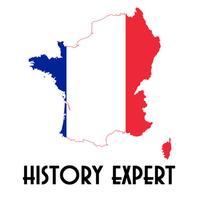 Timeline of France history expert offline