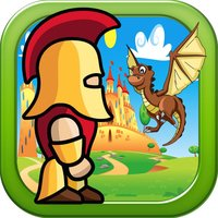Knight Life : Wind Up The Crazy Epic Dragon Storm