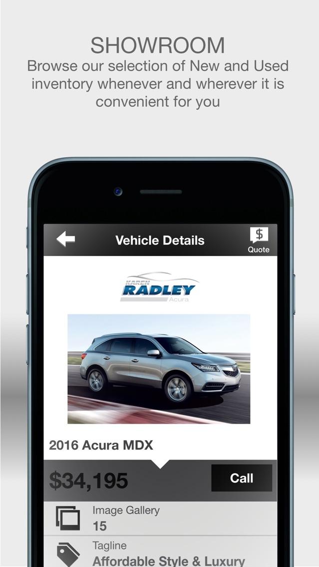Karen Radley Acura >> Karen Radley Acura App For Iphone Free Download Karen