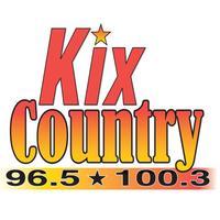 Kix Country 96.5 100.3 WBKX