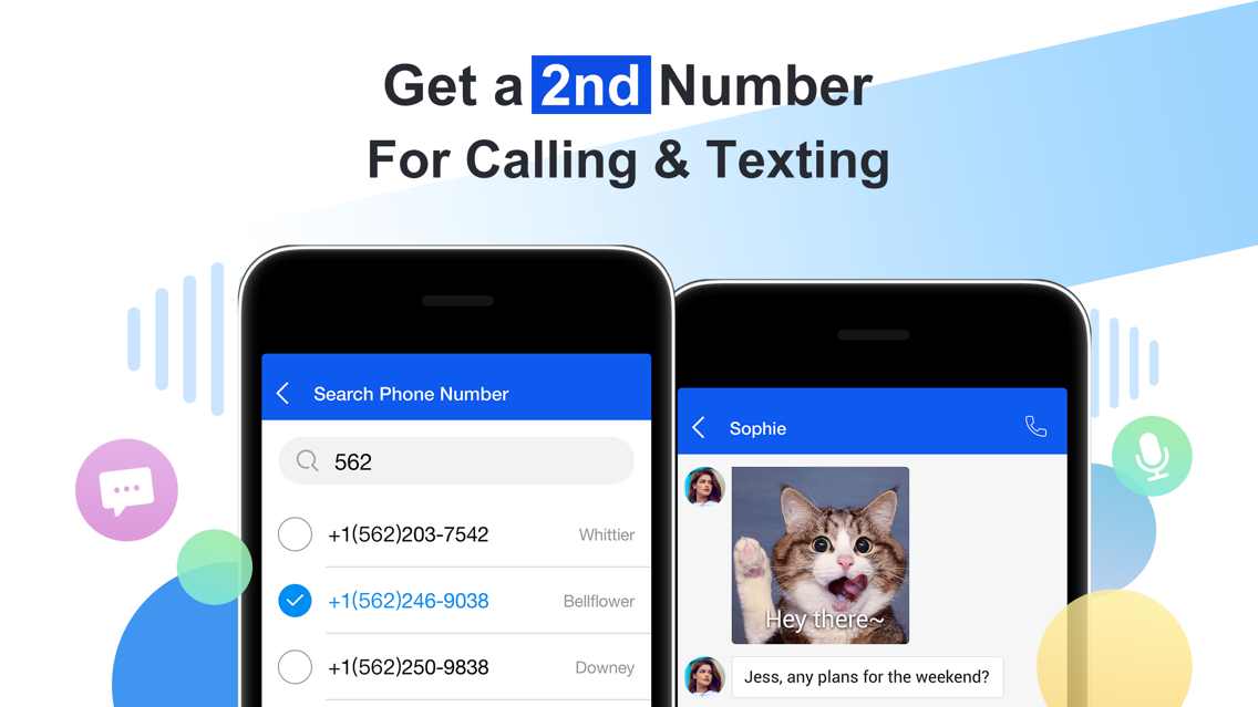 Dingtone - WiFi Calling & Text App for iPhone - Free