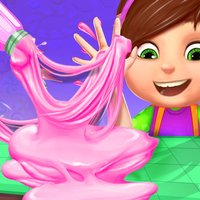 Make Slime Jelly Fun Game