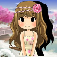 girls cartoon puzzles game of lifelong learning