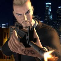 Mad City Mafia War: Kung-fu & Gun Shooting
