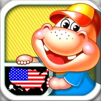 Fifty States and Capitals Learning Games for Kids