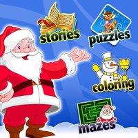 Santa's Magic Playland -  Holiday Games and Story Bundle