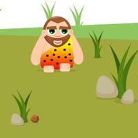 Wild Caveman-cute animals