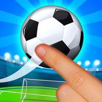 Flick Soccer shoot challenge