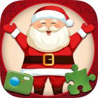 Christmas Slide Magic Puzzle