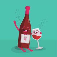 Wine Emoji Stickers