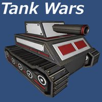 Battle Tank Wars by Galactic Droids