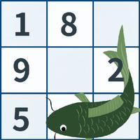 Sudoku koi fish