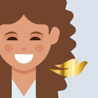 Dove Love Your Curls Emojis
