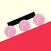 Candy Car Rush Three Wheeler