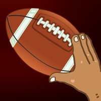 Fly Super American Football - Tap for high scores