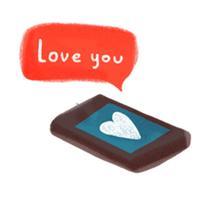 Love Messages Lovemoji Sticker