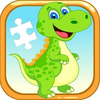 Dinosaur Jigsaw Puzzle - Dino for Kids and Adults