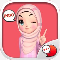 Amarena 3D Hijabgirl Indo Stickers by ChatStick