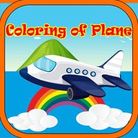 Happy Coloring of Plane Game
