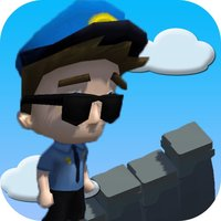 Funny Stone Road:path endless Game