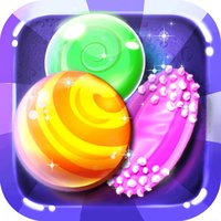 `` A Candy Game `` -  fun match 3 rumble of rainbow puzzle's for kids free