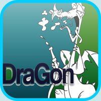 Fire Dragon game  - Fun Coloring Book Kids games for girls & boys Free