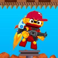 Jetpack Spaceman: Rider