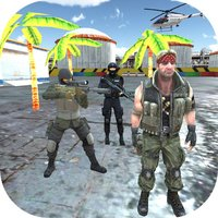 Combat Commando Gun Battle Ops