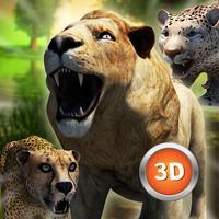 Animal Simulator 3D - Predator