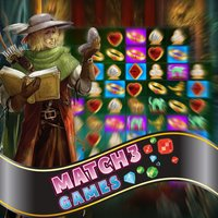 Mystery Of Hallow - Jewel Treasure Match
