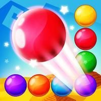 Bubble Shooter: Balloon Cat