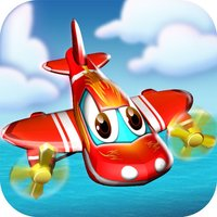 Airplane Race -Simple 3D Planes Flight Racing Game