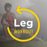 Leg Workout - Burn Thigh Fat