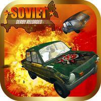Soviet Car Crash Derby Racing