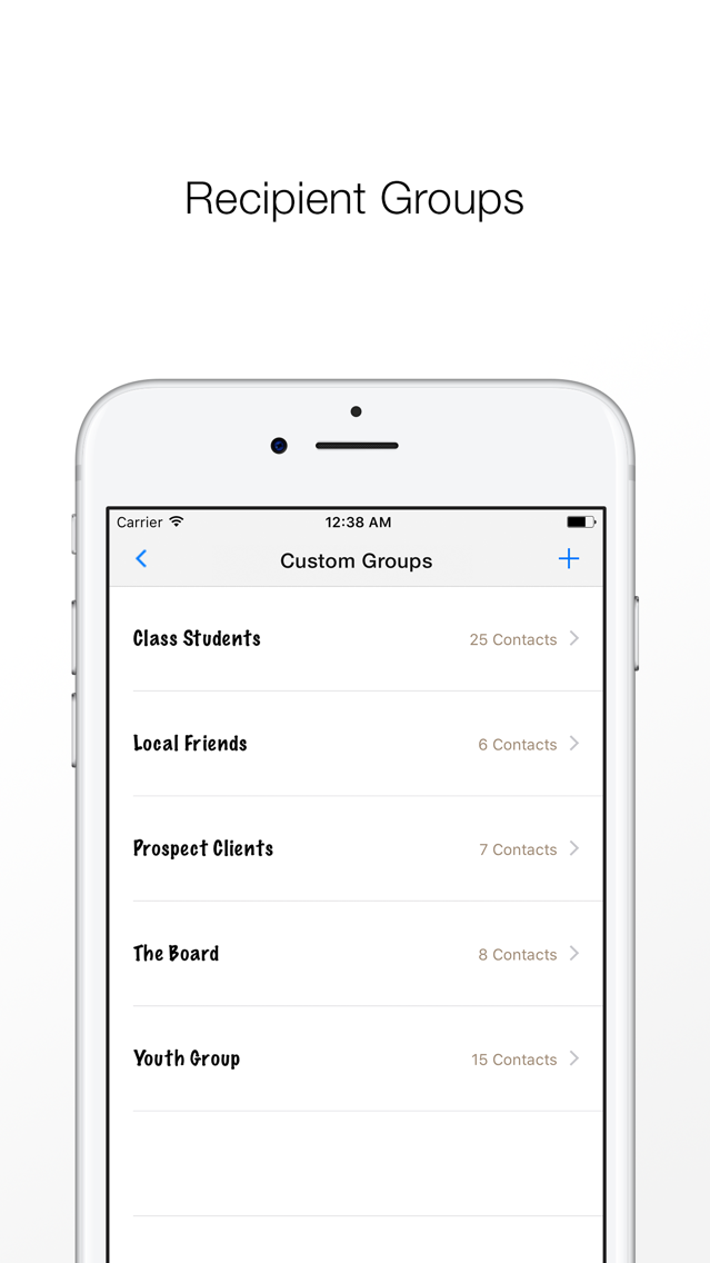 Reach: Mass Text, Email Blast App for iPhone - Free Download