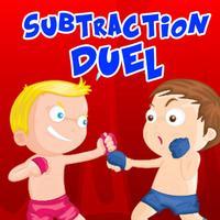 Subtraction Duel Math 2P Games