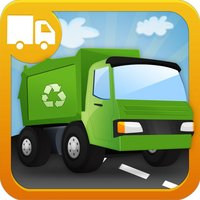 Trucks Builder Puzzles Games - Little Boys & Girls