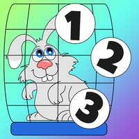 Adopt a Pet! Counting Game for Children: learn to count 1 - 10