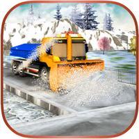 Snow Blower Sim - Road Rescue
