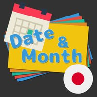 Japanese Vocabulary Date&Month