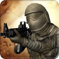Urban Commando Shooting Blackout 3D