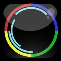 Crazy Spinning Circle - Challenging Stay Alive Game