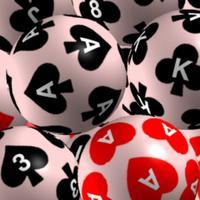 52 Cards Poker Solitaire, w / Shootouts
