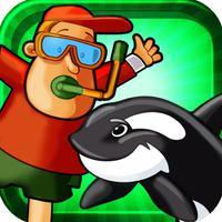 Amazing killer Whale ocean Park adventure Game - Full Version