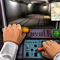 Train Subway 3D Driving Sim