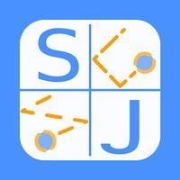 Super Jezzball Touch Free - Retro Ball Puzzle Game