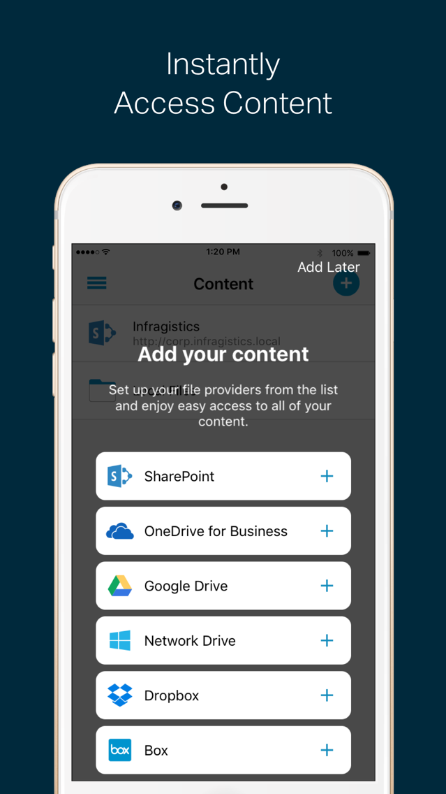 SharePlus for MobileIron App for iPhone - Free Download