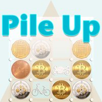 Pile Up Puzzle Tile Game